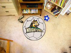 Wright State University Soccer Ball
