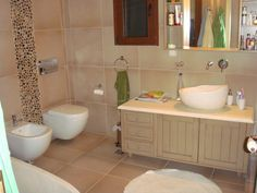 Αποτέλεσμα εικόνας για επιπλα μπανιου επιτραπεζιοι νιπτηρες Sink, Home Decor, Sink Tops, Vessel Sink, Decoration Home, Room Decor, Vanity Basin, Sinks, Home Interior Design