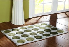 Best Bath Rugs ~ http://modtopiastudio.com/choosing-the-tropical-bath-rugs-to-decorate-the-bathroom/