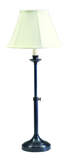 House of Troy Oil Rubbed Bronze Table Lamp with adjustable height. Features: On socket On / Off Switch. For more than 40 years, House of Troy has handcrafted Desk Lamps, Piano Lamps and Picture Lights in the great state of Vermont. House of Troy's reputat Cordless Lamps, Piano Lamps, Street Lamp, Unique Lamps, Vintage Lamps, Lamp Design, Oil Rubbed Bronze, Contemporary Furniture, Picture Lights