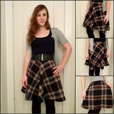 four square walls: plaid about you