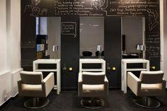 Architektura wnętrz. Salony fryzjerskie. Zobaczcie najbardziej odjechane i…