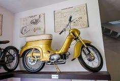 Jawa 555 Golden   by The Adventurous Eye