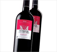 MELQUIOR, Vino tinto Reserva 1995 D.O. Rioja