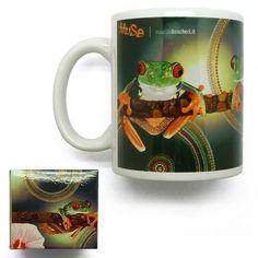 Custom #mug #frog Boscheri @musemuseum