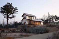 House for Reunion by studio_GAON