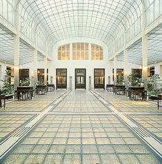 Österreichische Postsparkasse Vienna, Otto Wagner