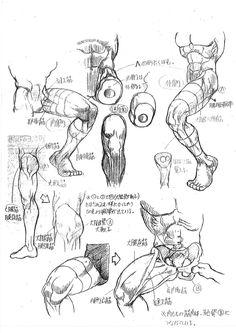 Anatomy_A_Strange_Guide_for_Artists_11.jpg (1240×1753)