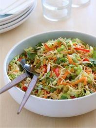Crunchy Wombok and Noodle Salad   Bundaberg Sugar