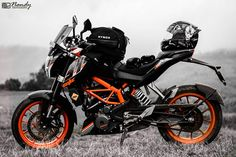 """Atul, who is a passionate KTM Duke rider shares his experience about the beloved bike. """"KTM Dukes have changed the biking scene like Bajaj Pulsar did a decade ago. It's a purely performance oriented bike for the enthusiast rider"""", he says Duke Motorcycle, Duke Bike, Ktm Bike Price, Street Moto, Ktm Duke 200, Ktm Motorcycles, Bike Prices, Valentino Rossi 46, Bike Photography"""