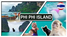Phi Phi Island Thailand 2017 Tour - THAILAND TRIP PART 3 ► Remember to hit that LIKE button if you enjoyed it :)    Our Phi Phi island tour started from Phuket taking us by speedboat into its beautiful destinations including Maya Bay, Railey Beach, Viking Cave, Nui Bay, Monkey Beach, and more! They are listed between the top beaches in Thailand.  #phiphi #thailand #phiphiisland #island #beach #snorkeling #youtuber #vlogger #lifestyle #freedom #paradise #phuket #vacation #traveling