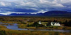 thingvellir national park in november - Google Search