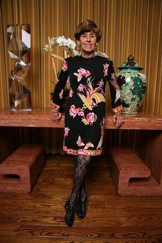 Edith Flagg Fashion Designer