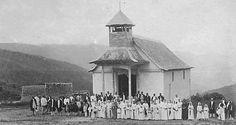 Colonia Tovar 1800