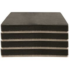 """Felt 5"""" Heavy Furniture Movers for Hard Surfaces (4 pieces) - Tan, 5"""" Square SuperSliders - Reusable SuperSliders Furniture Movers easily and quickly move large, heavy furniture across hard surfaces in your home. This 4-piece pack of square felt furniture sliders is perfect for large pieces of furniture in your hardwood, linoleum, laminate or ceramic tile rooms. SuperSliders are the #1 ..."""