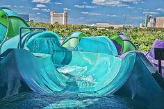 Water Slides! <3