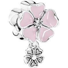 Official PANDORA Poetic Blooms Charm from The Jewel Hut. Highest rated PANDORA retailer - shop our gorgeous collection and get FREE delivery. Bracelet Pandora Charms, Pandora Rings, Pandora Jewelry, Charm Jewelry, Pendant Jewelry, Pandora Beads, Pandora Accessories, Pandora Pandora, Charm Bracelets