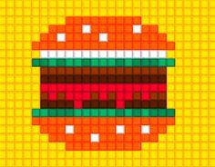 다음 @Behance 프로젝트 확인: \u201cQixel - Pixel Painting App\u201d https://www.behance.net/gallery/13384709/Qixel-Pixel-Painting-App