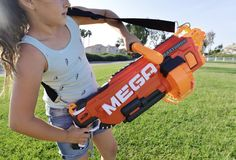 Backyard Games For The Entire Family - NERF Products
