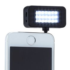Portable Mini Pocket Spotlight 21leds Video Light Compatible Iphone6 Plus Iphone 6 Iphone5 5s 5c, Samsung Galaxy S5 S4 S3 S2 Samsung Galaxy Note 4 Note 3 Note 2, HTC One M8, Blackberry, Ipad Air 2 Ipad Mini 3 and Tablets Qbzag qlee http://www.amazon.com/dp/B011VO0RUQ/ref=cm_sw_r_pi_dp_oTLjwb1ACRZ05