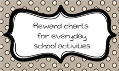 Who doesn't need a reward chart to help the students motivated to finish their homework? Teacher Pay Teachers, Teacher Newsletter, Homework, Student, Chart, Teaching, Activities, Motivation, Store