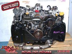 JDM Subaru Impreza WRX 2002-2005 EJ205 Quad Cam Turbo Engine.  Find this engine only on our website: https://www.jdmracingmotors.com/engine_details/1950  Tags #Subaru #EJ20 #EJ205 #WRX #Impreza #Turbo #Engine #Motor #DOHC #JDM #jdmracingmotors