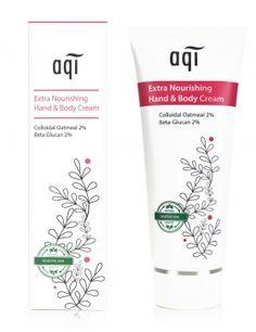 Nourishing Hand & Body Cream #naturalskincare #healthyskin #skincareproducts #Australianskincare #AqiskinCare #aqihk
