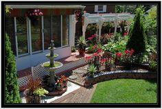 . Patio, Garden, Outdoor Decor, Home Decor, Garten, Decoration Home, Room Decor, Lawn And Garden, Gardens