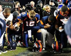 Tim Tebow. Making a Difference. One 4th quarter comeback at a time.