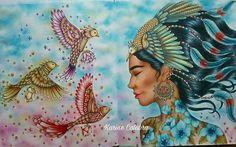 #hannakarlzon #dagdrommar #daydreams #hannakarlzondagdrömmar #hannakarlzonsommarnatt #sommarnattmålarbok #sommarnatt #summernights #summernightcoloringbook #coloring #coloriage #mycolorfulmoment #coloringoftheday #coloringforgrownups #coloringisfun #coloring #coloriage #colouringbook #beautifulcoloring #coloring_masterpieces #bayan_boyan #divasdasartes #desenhoscolorir #moncoloriagepouradultes #magicalbird #magicalbirds #magical #enchanted #colorful #nativeamerican