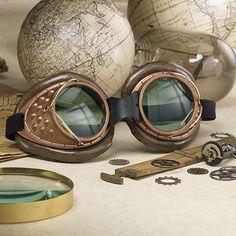 ~ Steampunk Machinist's Goggles ~