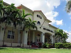 Florida International University -Fiji House