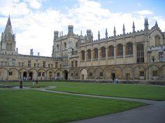 Oxford University London