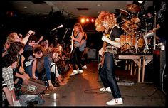 Metallica With Dave Mustaine. Metallica Live, Metallica Concert, Dave Mustaine, Heavy Rock, Heavy Metal, Classic Rock Artists, Learn Guitar Chords, Ride The Lightning, James Hetfield