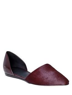Flattering Flats in Fall Trending Color