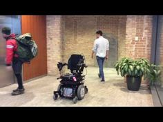 Wheelchairs get robotic retrofit to become self-driving - Courage Kenny Rehabilitation Institute