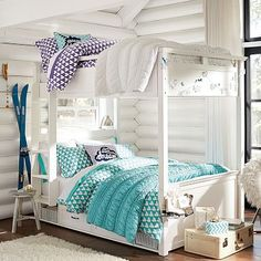 Hampton Bunk Bed, 1999.00 guest room