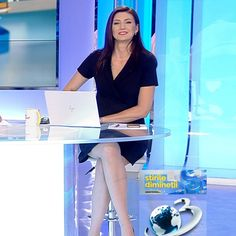 More on tvmagia.ro News Anchor, Real Beauty, Beautiful Legs, Ants, True Beauty