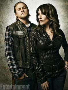 Sons Of Anarchy Jax & Gemma