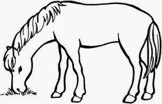 pferde ausmalbilder kostenlos 05   ausmalbilder pferde, ausmalbilder pferde zum ausdrucken, ausmalen