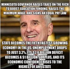 "Previous comment --> Truth be told. Now, that's how you regulate the greed and selfishness OUT of corporations so that ""We The People"" are able to prosper ! Minnesota Funny, Thing 1, Thats The Way, Lol, Social Issues, Social Justice, Economic Justice, We The People, Thoughts"