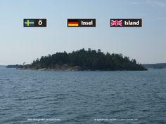 Das kürzeste schwedische Wort.