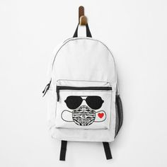 Clecio, MONKEY Backpacks   Redbubble Unique Bags, Racerback Tank Top, Leather Backpack, Monkey, Fashion Backpack, Backpacks, Women, Leather Backpacks, Jumpsuit