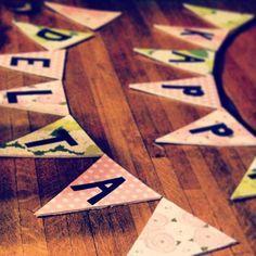 Kappa Delta recruitment decorations