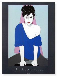 Blue Sweater 1990(パトリック ナーゲル)のページです。ポスター販売のazposter。