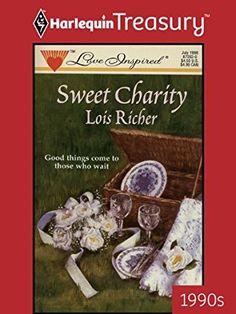Lois Richer - Sweet Charity / #awordfromJoJo #CleanRomance #ChristianFiction #LoisRicher