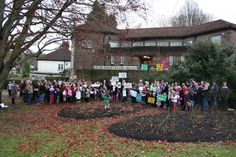 Save our library - Sanderstead