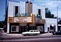 Avon Theater, Boone Co.