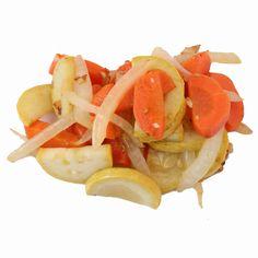Primavera Carrots with Squash