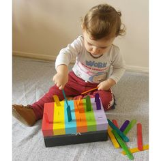 Baby Learning Activities, Kids Activities At Home, Educational Activities For Kids, Montessori Activities, Preschool Learning, Infant Activities, Baby Sensory Play, Baby Play, Crafts